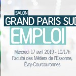 Salon Grand Paris Sud Emploi